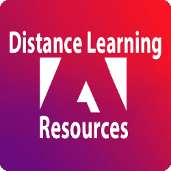 Adobe's Free Distance Learning Resources & Project Ideas