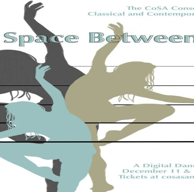 Flyer - The Space Between Us