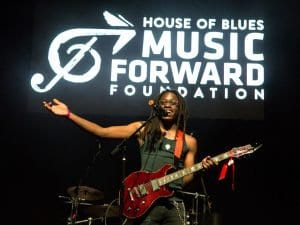 Music Forward's Industry Sessions, Open Mic, and More!