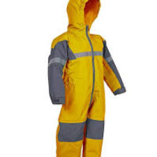 Will you help us get enough rain suits for our children to continue gardening?
