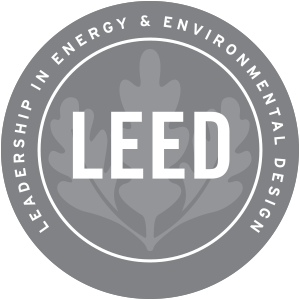 leader in energy and environmental design